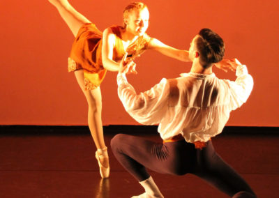 Transition Year Dance Course Students at the College of Dance
